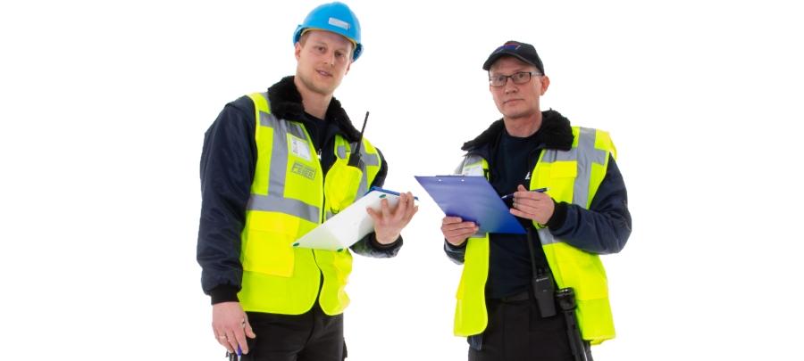 Baustellenüberwachung & Zugangskontrollen